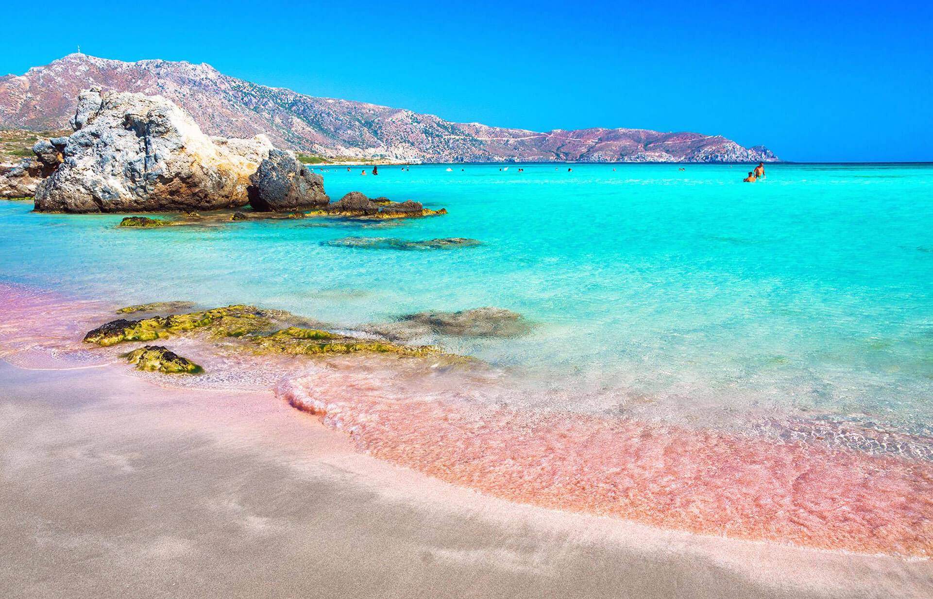 Elafonisi beach tour Zen Group